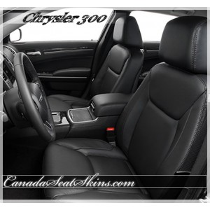 2011 - 2018 Chrysler 300 Katzkin Leather Seats