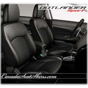Dodge Charger Custom Leather Seats
