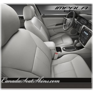 2006 - 2013 Chevrolet Impala Katzkin Leather Seats