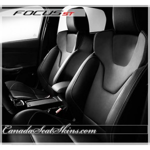 2012 - 2014 Ford Focus ST Katzkin Recaro Leather Seats