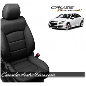 2011 - 2015 Chevrolet Cruze Dealer Pak Leather Kits