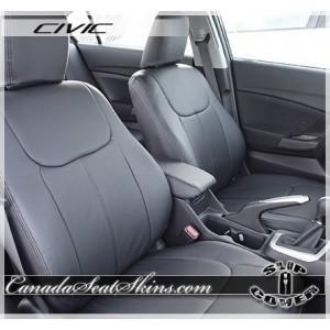 2013 - 2015 Honda Civic Clazzio Seat Covers