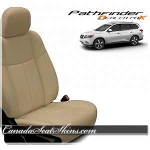 2013 - 2018 Nissan Pathfinder Wholesale Leather Seats