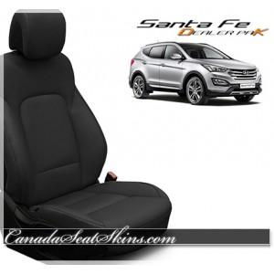 2013 - 2017 Hyundai Santa Fe Dealer Pak Leather Seats