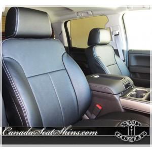 2014 - 2018 Chevrolet Silverado Clazzio Seat Covers