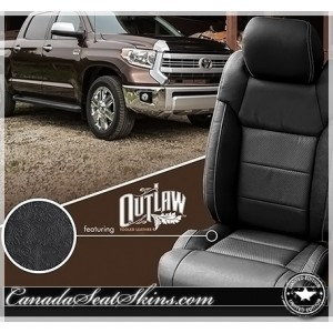 2014 - 2019 Tundra Outlaw Katzkin Leather Promotion