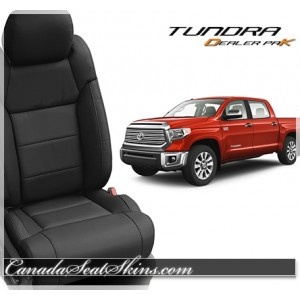 2014 - 2019 Toyota Tundra Katzkin Leather Seats