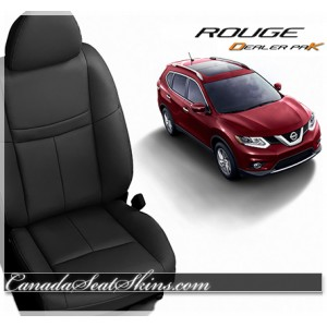2014 - 2017 Nissan Rogue Katzkin Delaer Pak Leather Kits