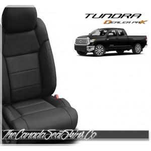 2014 - 2019 Toyota Tundra Katzkin Dealer Pak Leather Seats