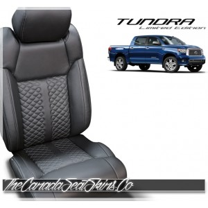 2014 - 2019 Toyota Tundra TekMax Limited Edition Leather Seats