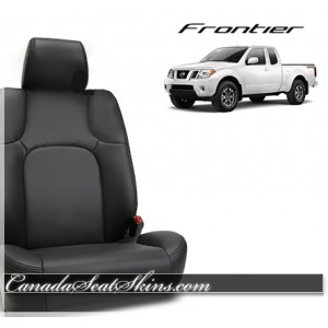 2005 - 2019 Nissan Frontier Custom Leather Seats