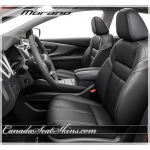 2015 - 2017 Nissan Murano Katzkin Leather Seats