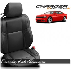 2015 - 2019 Dodge Charger Katzkin Leather Dealer Pak