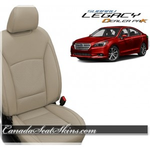 2015 - 2018 Subaru Legacy Katzkin Tan Leather Sale