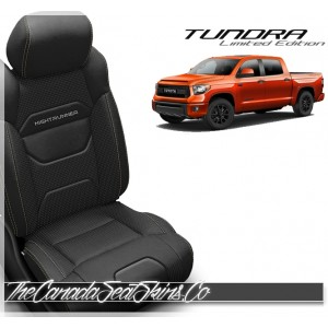2014 - 2019 Toyota Tundra Nightrunner Limited Edition Leather Interior