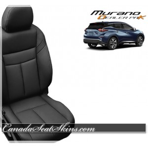 2015 - 2016 Nissan Murano Leather Seats