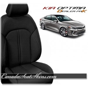 2016 - 2018 Kia Optima Katzkin Dealer Pak Leather Upholstery Kit