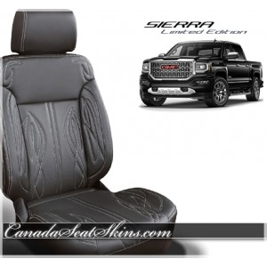 2016 - 2018 GMC Sierra Custom Zkintech Freestyle Edition Leather Seats
