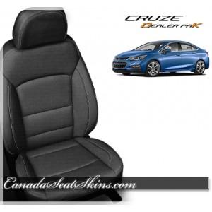 2016 - 2018 Chevrolet Cruze Dealer Pak Leather Interior