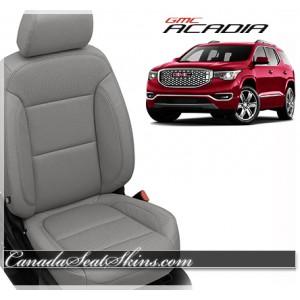 2017 - 2018 GMC Acadia Custom Katzkin Leather Seats