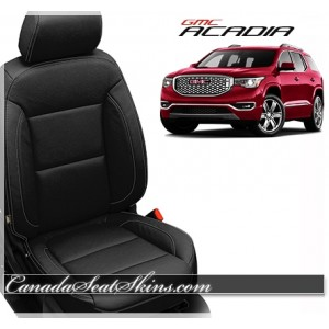 2019 GMC Acadia Katzkin Leather Upholstery