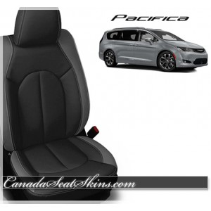 2017 - 2019 Chrysler Pacific Katzkin Leather Seats
