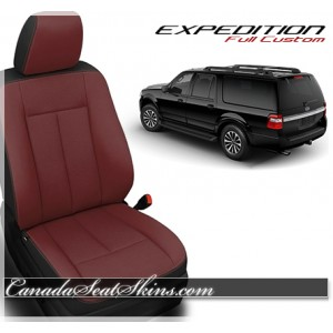 2007 - 2018 Ford Expedition Custom Leather Seats
