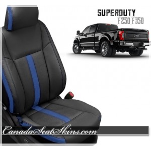 2017 2018 2019 Ford F250 F350 Custom Leather Seats