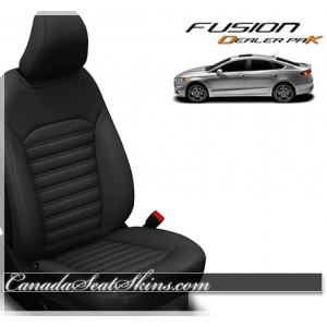 2013 - 2019 Ford Fusion Dealer Pak Leather Seats