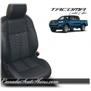 2016 - 2018 Tacoma Katzkin Zkintech Leather Seats