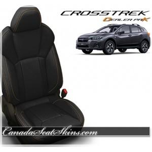 2018 - 2019 Subaru Crosstrek Katzkin Leather Seat Promotion