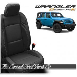 2018 - 2020 Jeep Wrangler Katzkin Leather Sale