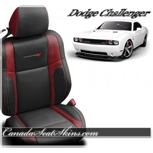 2015 - 2019 Dodge Challenger Katzkin Custom Leather Seats