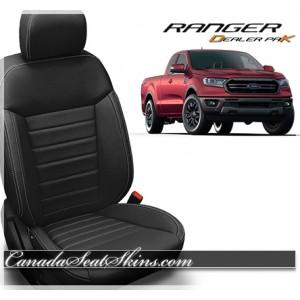 2019 Ford Ranger Dealer Pak Leather Upholstery Promotion