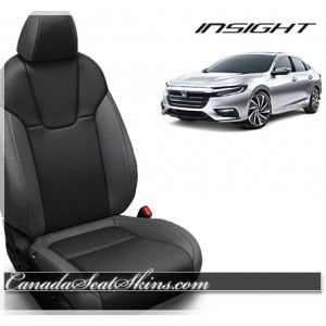 2019 Honda Insight Custom Katzkin Leather Upholstery