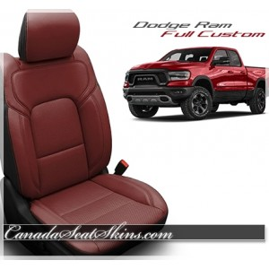 2019 - 2020 Dodge Ram Katzkin Leather Seats