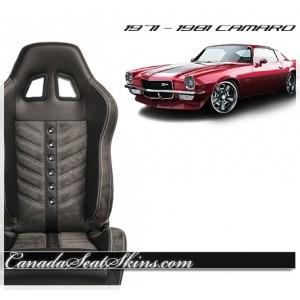 1969 Camaro Sport VXR Restomod Seat Conversion Kit