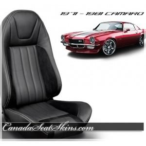 1971 - 1981 Camaro Sport R Restomod Seat Conversion