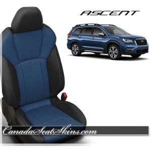 2019 Subaru Ascent Custom Leather Upholstery Package Pacific