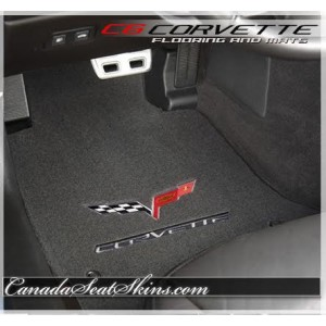 2005 - 2013 Chevrolet Corvette Replacement Carpet
