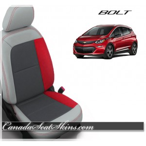 2017 - 2019 Chevrolet Bolt Katzkin Custom Leather Seats