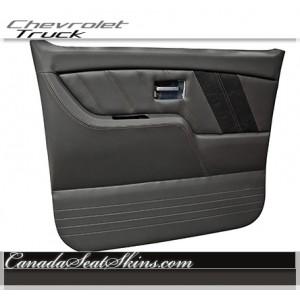 1976 - 1987 Chevrolet Truck TMI Sport R Door Panel
