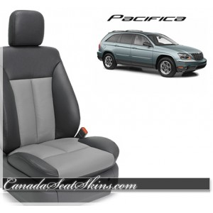 Chrysler Pacifica Katzkin Leather Seats