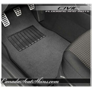2001 - 2005 Honda Civic Replacement Carpet