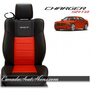 2005 - 2010 Dodge Charger SRT8 Katzkin Leather Seats