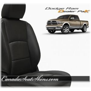 2013 - 2017 Dodge Ram Katzkin Leather Seats
