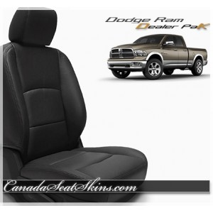 2008 - 2018 Dodge Ram Dealer Pak Leather Seat Conversion