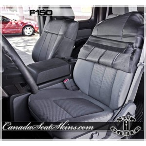 2004 - 2019 Clazzio Ford F150 Slip Over Seat Covers