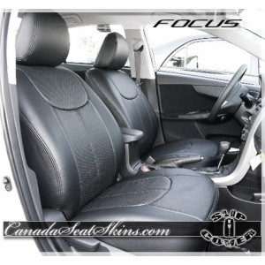 2012 - 2013 Ford Focus Clazzio Seat Covers