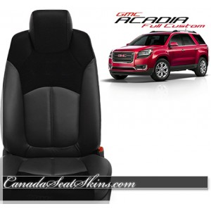 GMC Acadia Custom Katzkin Leather Seats
